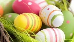 Le festività di Pasqua